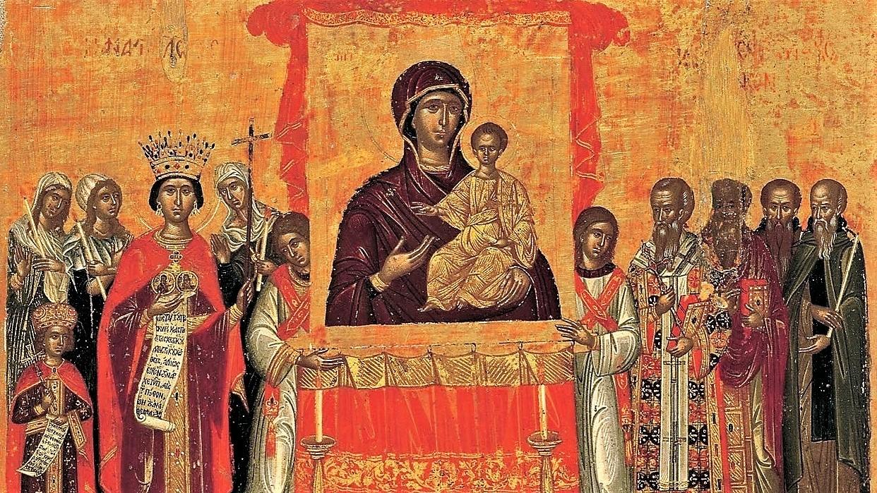 Неделя Торжества Православия