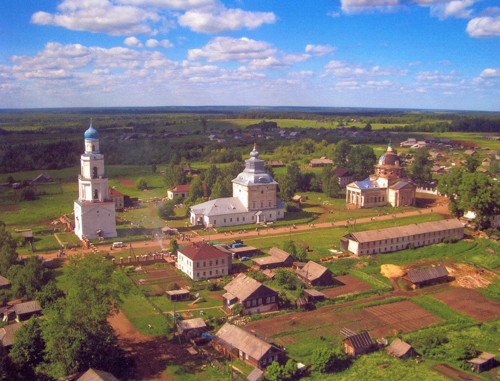 Паломническая поездка в село Великорецкое