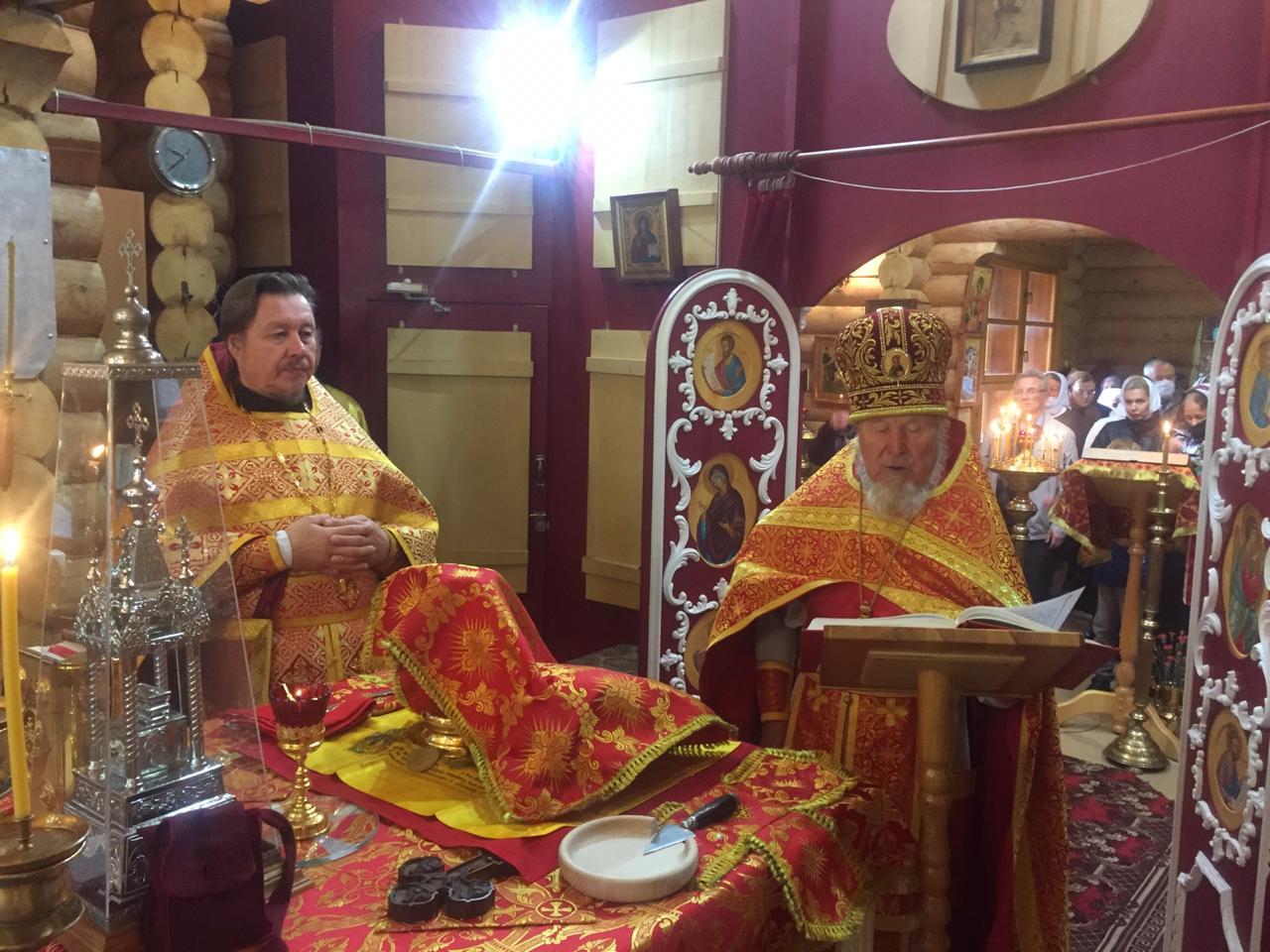 Фотографии с Престольного праздника