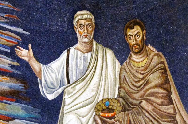 Святые мученики, чудотворцы и бессребреники Косма и Дамиан Римские