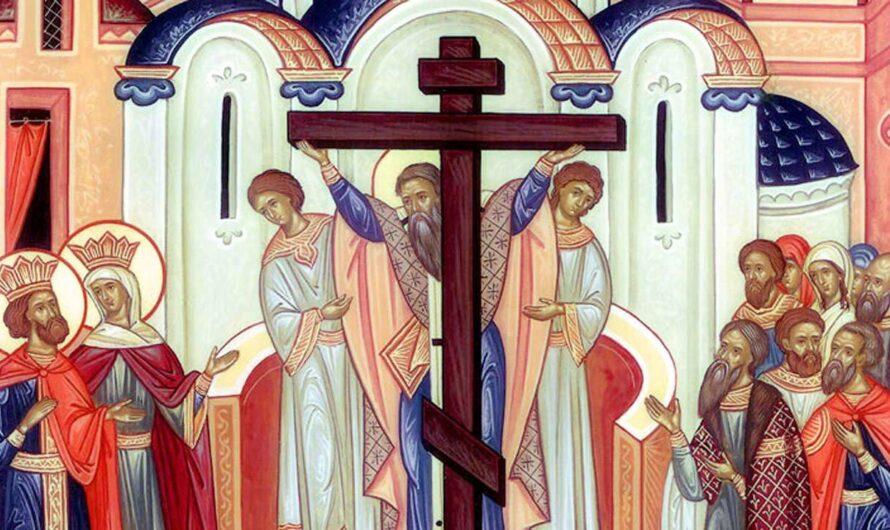 «Кресту Твоему поклоняемся, Владыко!»