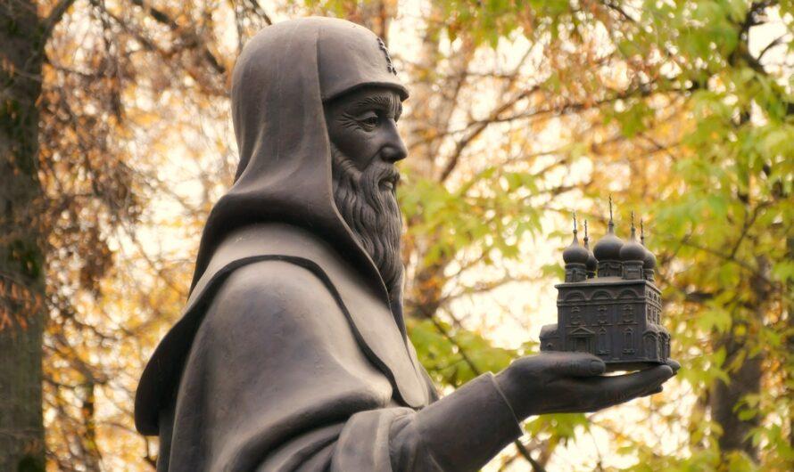 Преподобный Трифон Вятский