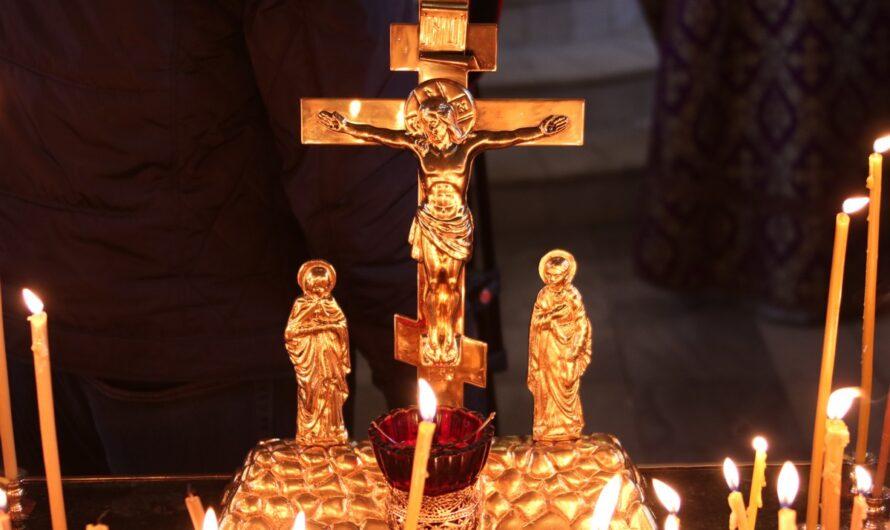Уже сегодня можно подать записку на Богослужения Димитриевской Родительской субботы